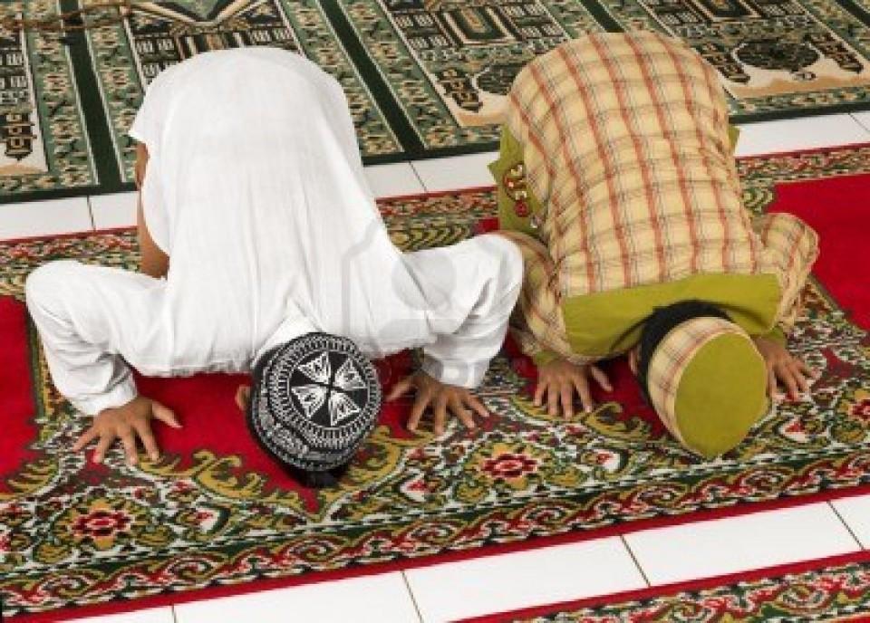 Islam Fasting MOSCHEA - La Lega nord...