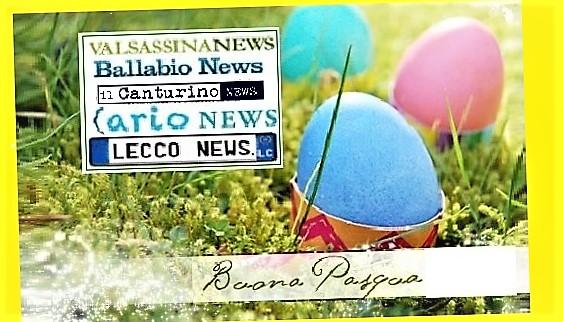 BUONA PASQUA – Le news tornano martedì (salvo emergenze)
