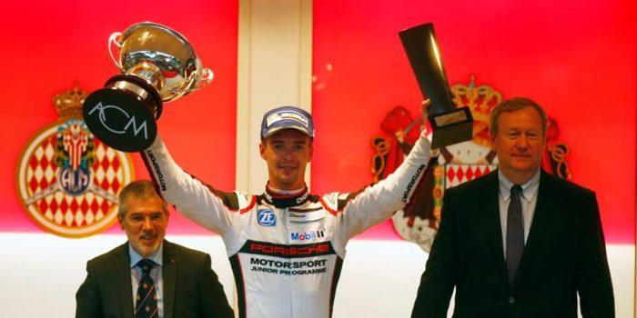 GRANDE GIOIA – Porsche Supercup, Matteo Cairoli  in trionfo a Montecarlo