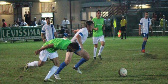 CALCIO – Emozioni al Trofeo Levissima. In campo anche il Serie B Giuseppe De Luca