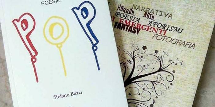 POESIE POP – Il primo libro di Stefano Buzzi, speaker di Radio Cantù