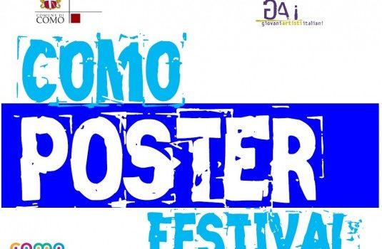 STREET ART – Selezionati i 3 progetti vincitori del Como Poster Festival