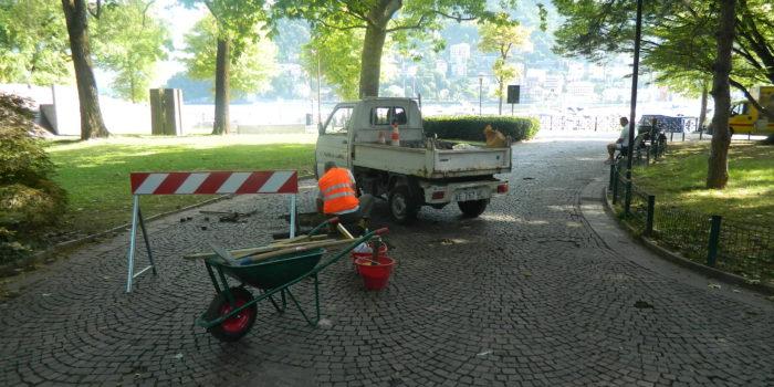COMO – Attivato un progetto di utilità sociale per la città