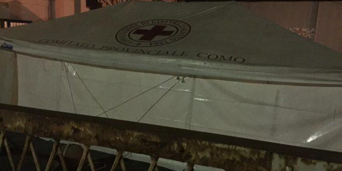 """MIGRANTI – Due tende in stazione a Como, la Lega: """"Irresponsabili"""""""