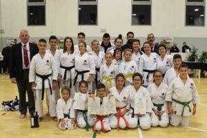 Karate Kenbukai Cantù Campionato Italiano 2016