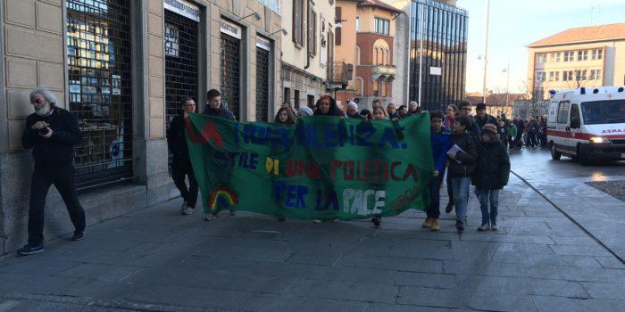 CANTÙ – Marcia per la pace, coinvolte più di cento persone