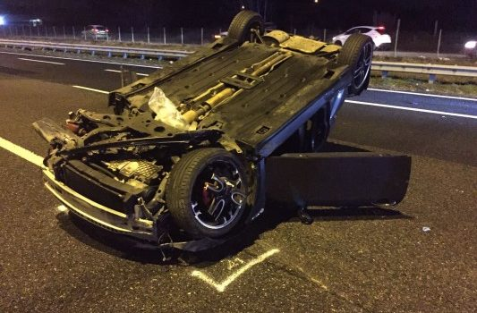 TRAGEDIA – Drammatico incidente sulla SS36, 28enne di Arosio morto sul colpo