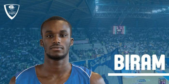 PALL. CANTÙ – Resta in prima squadra il 21enne brianzolo Baparapè