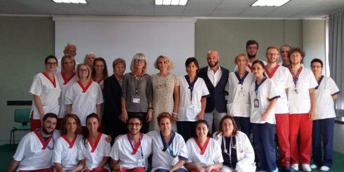 OSPEDALE – 56 studenti di infermieristica per il tirocinio clinico assistenziale