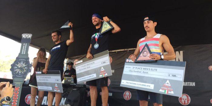 SPARTAN RACE ITALY – Vittoria a Misano per il canturino Stefano Colombo