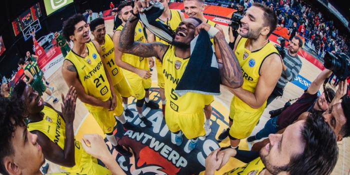 PALL. CANTÙ – Domani Anversa: 35 trofei nazionali e roster giovanissimo