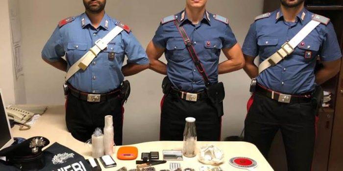 SPACCIO – Due arresti alle palazzine popolari di via Spluga