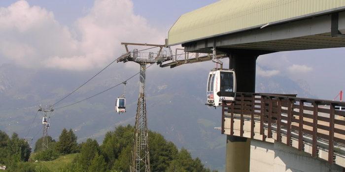 MONTAGNA – La cabinovia di Bobbio sempre aperta nei fine settimana di ottobre