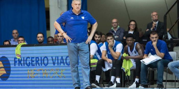"""POST PARTITA – Pashutin: """"Nove punti non sono niente, in Belgio per qualificarci"""""""