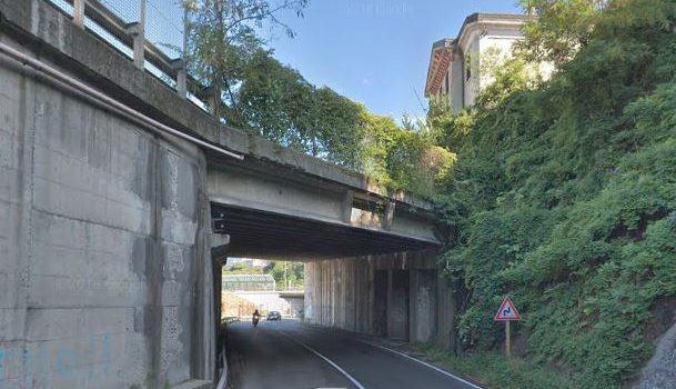 AUTOSTRADE – Il cavalcavia e la bretella di via Brogeda sono in perfetta salute