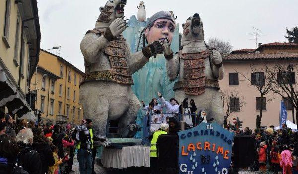 CANTÙ – In anteprima i nomi dei carri del Carnevale 2019