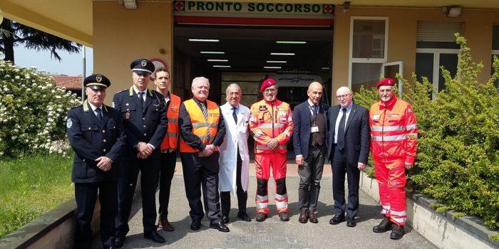 CANTÙ – In pronto soccorso arrivano i volontari dell'Ordine di Malta