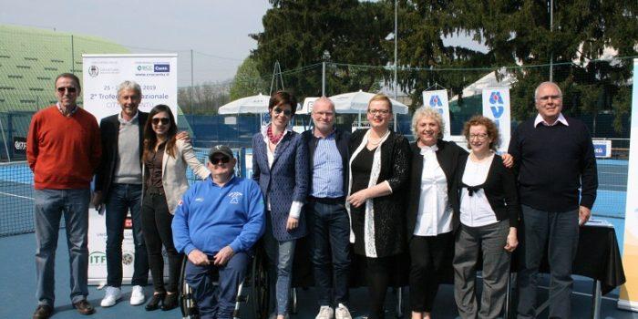 """TENNIS – Oltre 80 atleti al """"Città di Cantù"""", circuito mondiale Itf Wheelchair"""