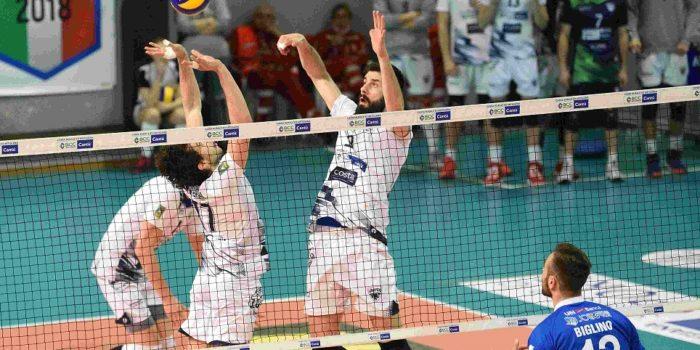 POOL LIBERTAS – L'Olimpia Bergamo si aggiudica gara 1, troppi gli errori canturini