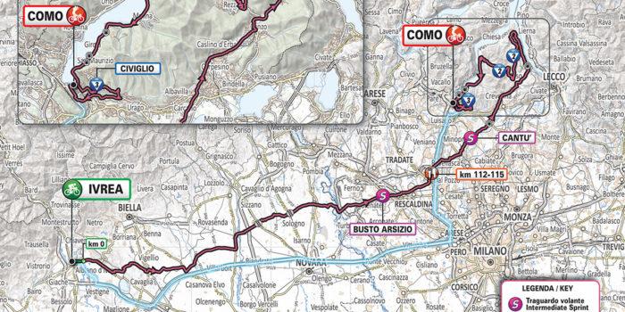 CANTÙ – Domenica elezioni e Giro d'Italia: percorsi e orari (s)consigliati