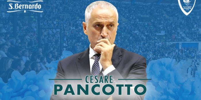 BASKET – Cesare Pancotto ha firmato per Cantù: uomo dai grandi numeri