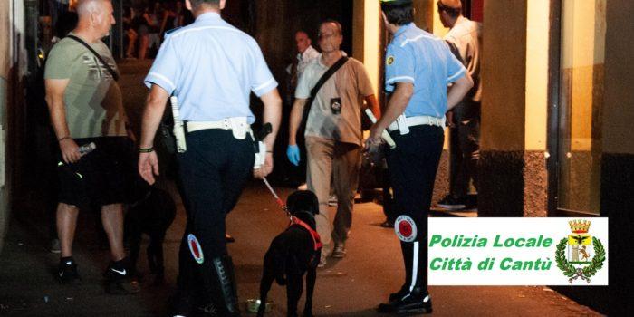 """MERCOLEDRINK – Movida """"tranquilla"""", funziona la task force della municipale"""
