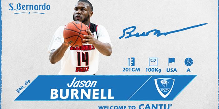 BASKET – Burnell arriva a Cantù, a Jacksonville mai nessuno come lui