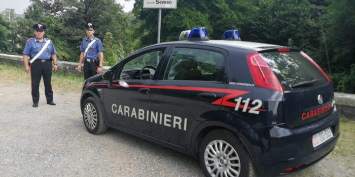 DROGA – Nuovi arresti: pusher e clienti nella vegetazione di Fino Mornasco