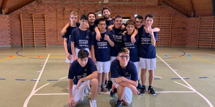 BRIANTEA84 – Academy di atletica con i ragazzi de La Nostra Famiglia