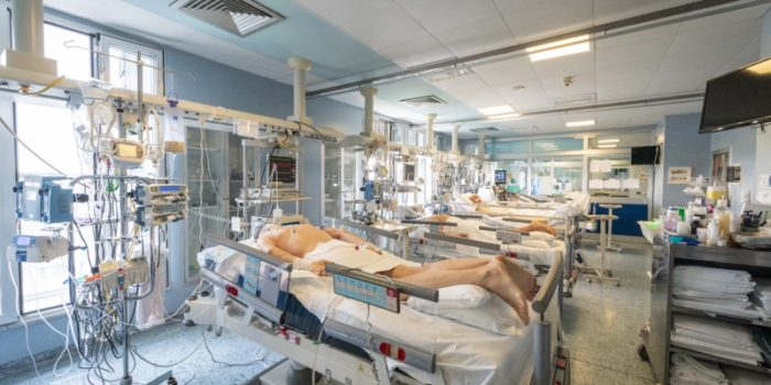 COVID – Dimesso l'ultimo paziente dalla Terapia intensiva di Cantù