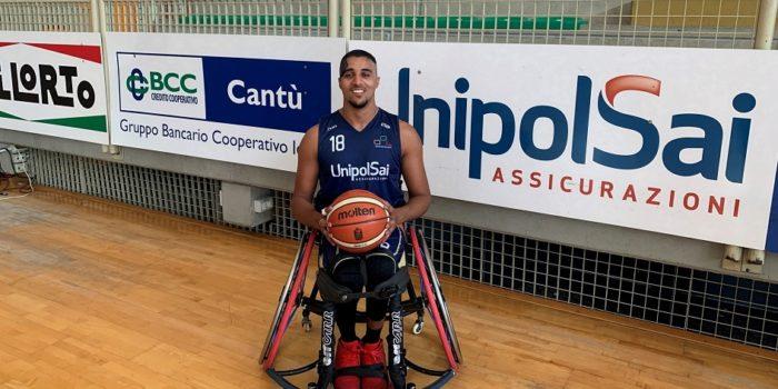 UNIPOL SAI – Driss Saaid è un nuovo giocatore della UnipolSai