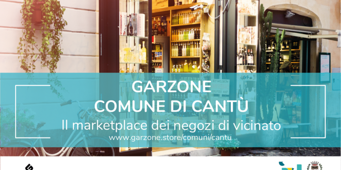 GARZONE – Attivata anche la chat, l'e-commerce canturino va a gonfie vele