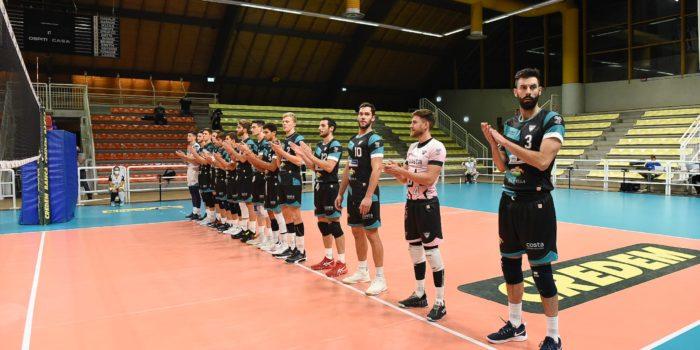POOL LIBERTAS – 4 set tirati alla prima al 'Francescucci' ma Taranto è troppo forte
