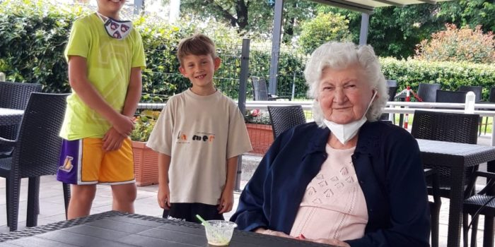 CANTÙ – La bella storia di bisnonna Albertina: Covid sconfitto a 94 anni