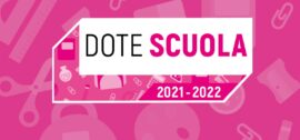 DOTE SCUOLA – Sostegno fino a 500 euro per libri e tecnologia