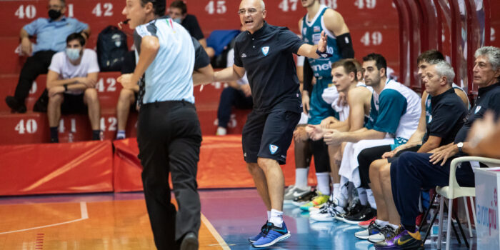 """POST PARTITA – Coach Sodini: """"Fisici e prepotenti in difesa, avanti così"""""""