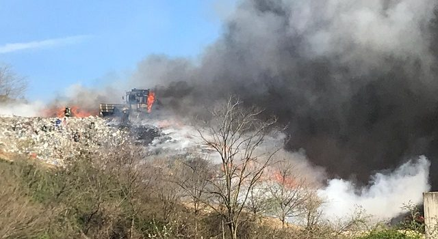 """MARIANO – Proroga per la discarica degli incendi. Ambientalisti: """"Una beffa!"""""""