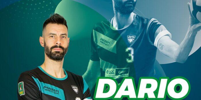 POOL LIBERTAS – Capitan Dario Monguzzi pronto alla stagione numero 17 con Cantù