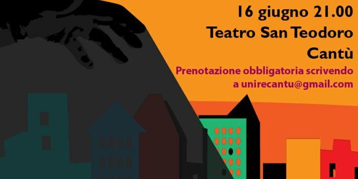 EVENTI – Mafia a Cantù: incontro a San Teodoro per non abbassare la guardia