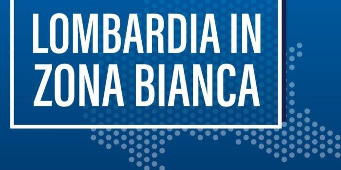 ZONA BIANCA – Coprifuoco abolito e riapertura anticipate