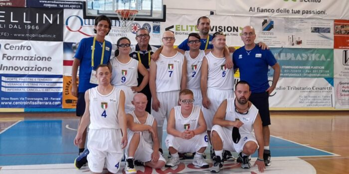 PALLACANESTRO DIR – Ciceri e la nazionale trionfano agli Euro TriGames