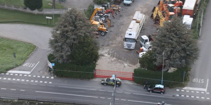 FUMAGALLI – A Rovellasca un deposito abusivo di rifiuti: basta con gli eco-reati!
